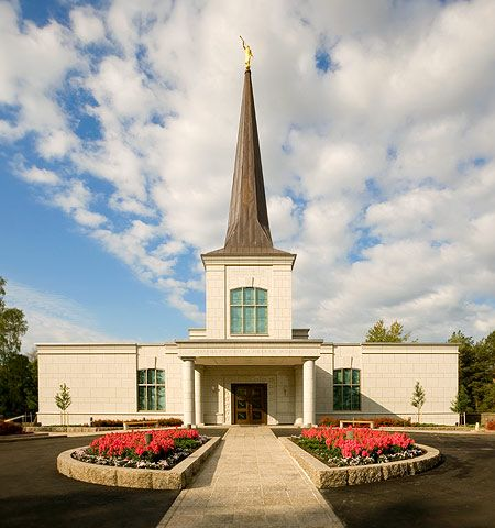 Helsinki Finland Temple of The Church of Jesus Christ of Latter-day Saints