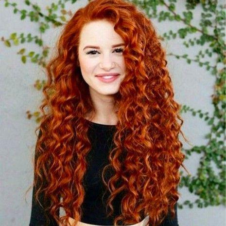 Rote Haar Modelle 2018 Mit Bildern Frisuren Haarfarben Rotes Haar