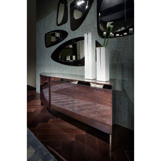 Fragrance Sideboard, Transitional Dining Room Design at Cassoni.com