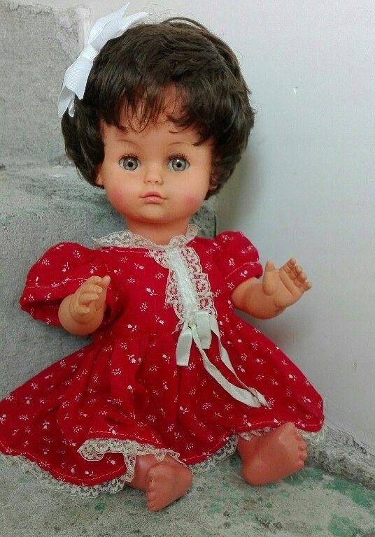 Stara Lalka Prl 7606043944 Oficjalne Archiwum Allegro Baby Face Face