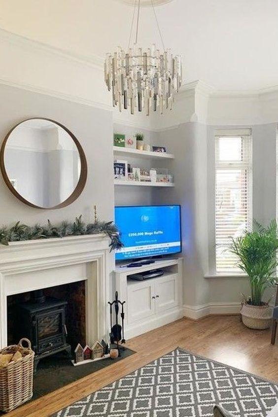 Living Room Design Lighting Alcove White Property Victorian Living Room Alcove Ideas Living Room Cosy Living Room