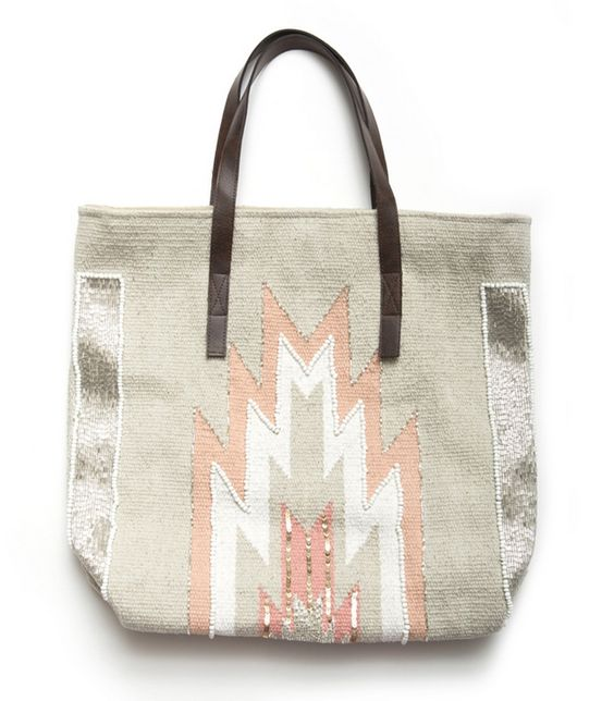 Hipanema Peruano Bag - Beige | Girl Intuitive