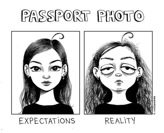 """Reality VS. Expectations"" Illustrations You Will Want To Share With Your Female Friends"