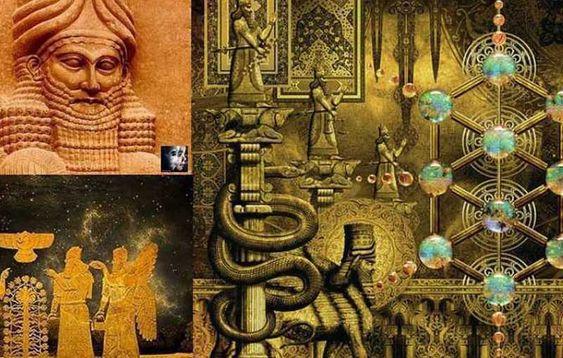 Scoperta In Iran Una Tomba Annunaki Di 12.000 Anni Fa