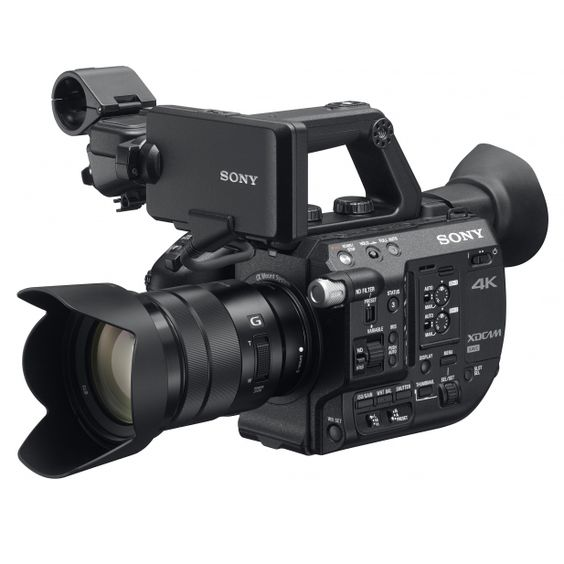 Sony FS5 Firmware Update 1.1 Released Plus FilmPower ROXOR 4K Camera Gimbal First Footage