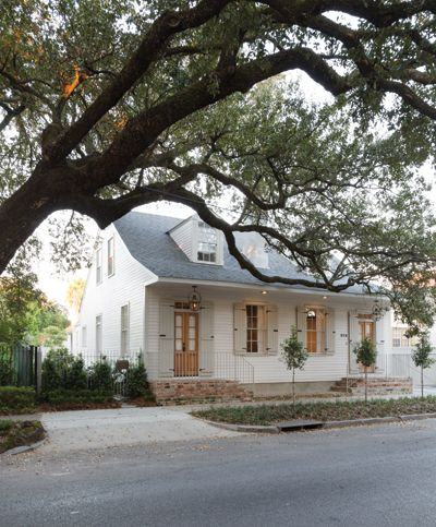 Renovation Of The Year New Orleans Homes Lifestyles: new orleans paint colors