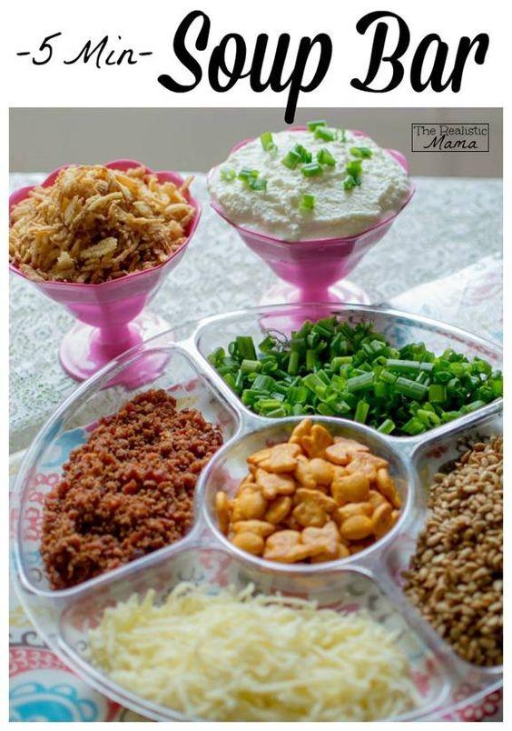 55 best Salad Bar images on Pinterest   Bar ideas, Salad ...  Salad Bar Luncheon Ideas