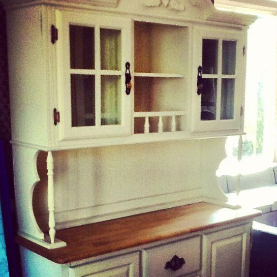 My gorgeous dresser for my kitchen