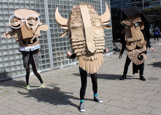 cardboarders: