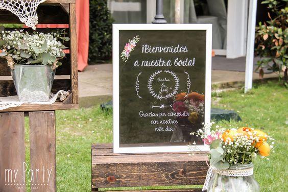 #Recepción Boda #recepction wedding #wedding desing
