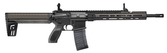 When Sig Sauer visited HQ a few weeks ago, one of the rifles brought along for range time was the SIG516 Carbon, with carbon-fiber handguard and stock. Light and accurate are a great combination in a carbine...