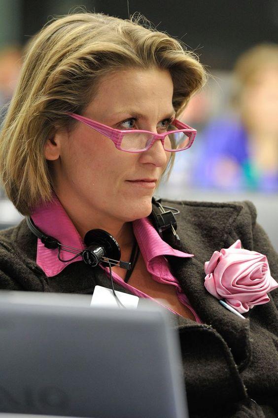"Isabella Lenarduzzi, Social Entrepreneur, expert gender equality at work, owner of JUMP ""Promoting gender equality, advancing the economy"""