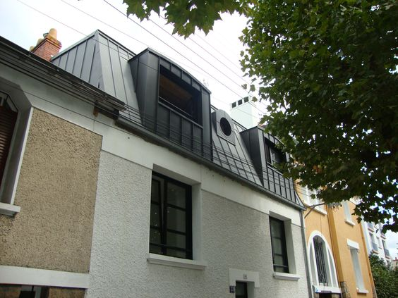 Travaux et prix du0027une surélévation de toiture Toiture   Couverture