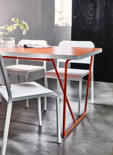 ... stylish statement in your home. BACKARYD / RYDEBÄCK table from IKEA