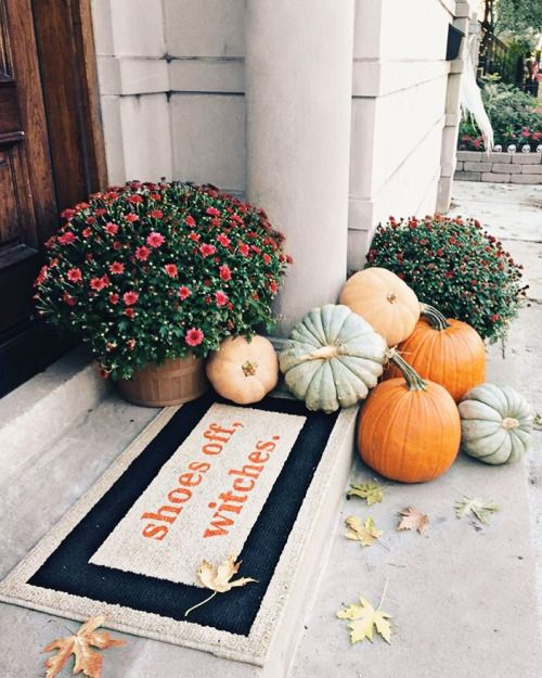 Halloween and Fall Decor Ideas