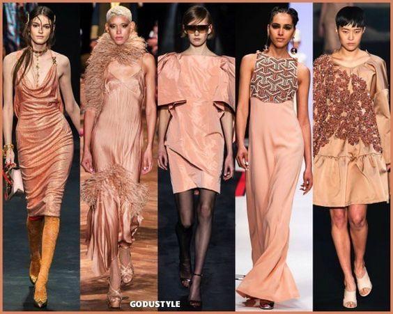 peach pink, fashion, color, fall 2019, winter 2020, trend, look, style, details, colores, moda, otoño 2019, invierno 2020, tendencias, pantone