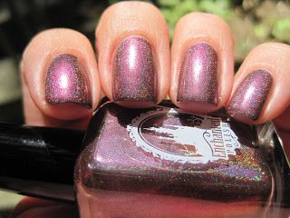 Sparkly Vernis: Enchanted Polish February 2013