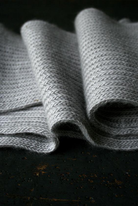 Lauras Loop: Brioche Scarf - Purl Soho - Knitting Crochet ...