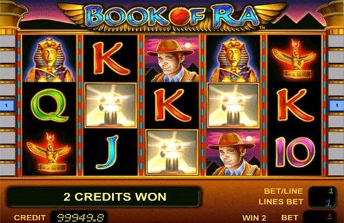 siti slot book of ra