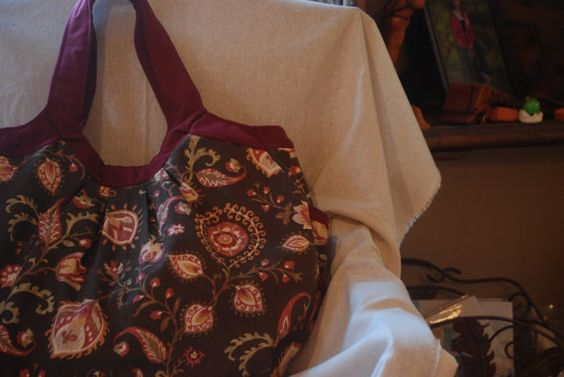Boho carryall OR diaper bag -- Simply by Amy Lynn