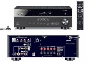 The Best Budget Surround Sound Receivers You Can Buy: Yamaha RX-V481 5.1 Channel…