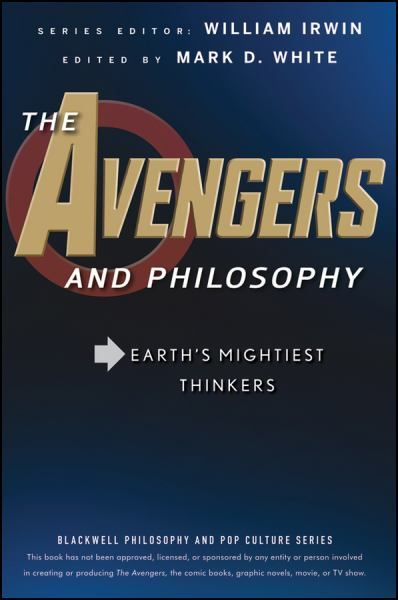 The Avengers and Philosophy Ok now THIS looks cool