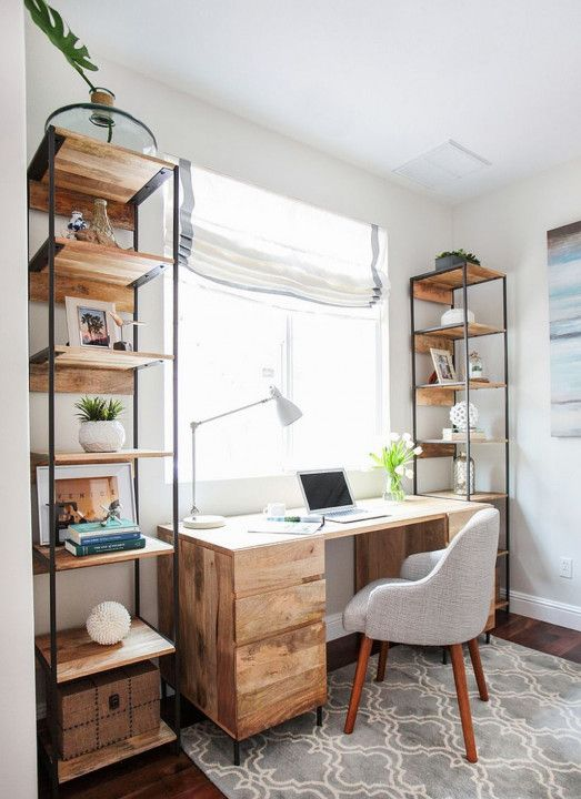 Beach Style Office Desk Best Home Office Desk Home Office Design Home Office Furniture Guest Room Office
