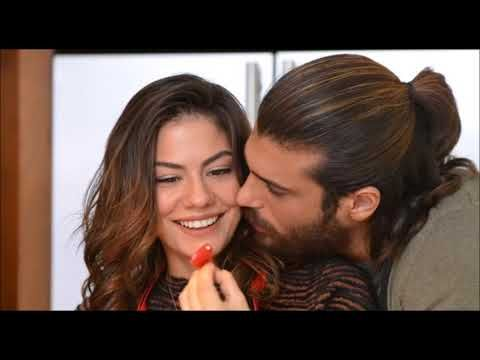 Ay Tenli Kadın Ufuk Beydemir Subtitulada Al Español Can Y Sanem Youtube Sanem Awesome Beards Daydream
