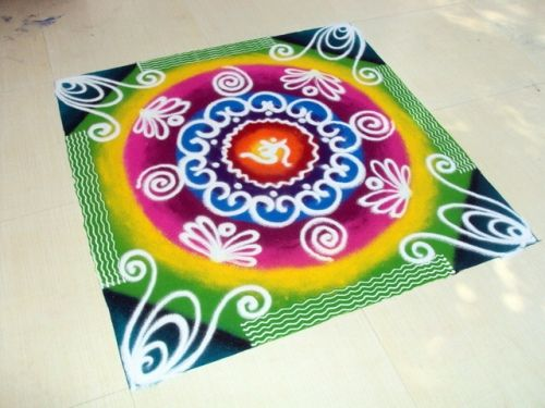 award winning rangoli designs competition google search