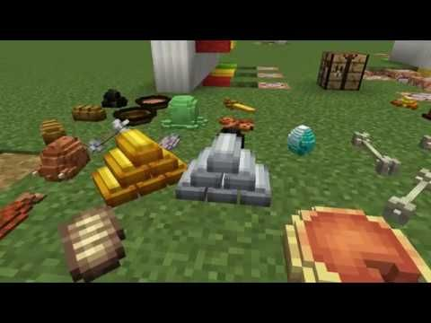 Placeable Items Mod Youtube Minecraft Architecture Minecraft Anime Minecraft Mods