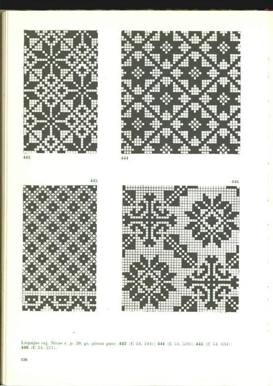 Knitting Patterns Latvian] Latvian Knitting Patterns Google Search ...