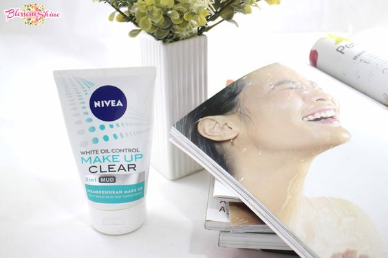 Skincare empties kedua, Nivea White Oil Control Makeup Clear