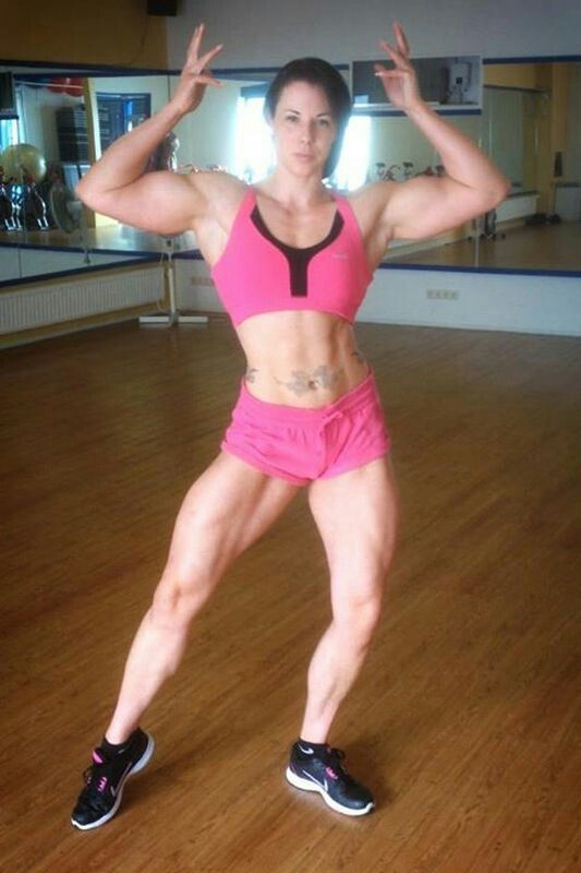 Amazons, Bodybuilder and Fitness on Pinterest