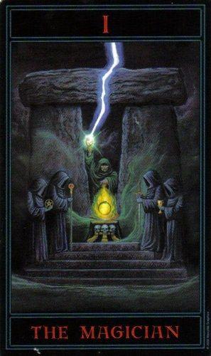 Das Vargo Gothic Tarot - Foto 1 : Fotoalbum - goFeminin.de : Fotoalbum - goFeminin.de -