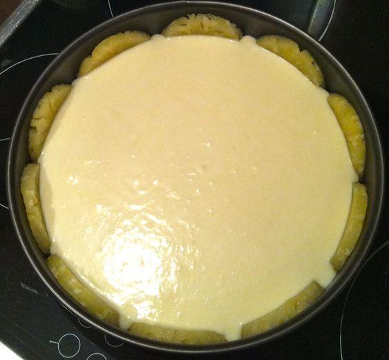 Receita fácil de Mousse de Ananás - http://www.boloaniversario.com/receita-facil-mousse-ananas/