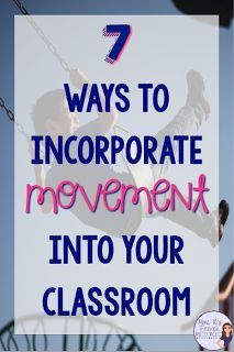 Great tips and resources for bringing movement into your classroom!  Get some ideas that work well for any secondary class and find some awesome resources to use in your French class!