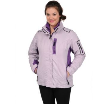 Women's+Excelled+Colorblock+3-in-1+Systems+Jacket