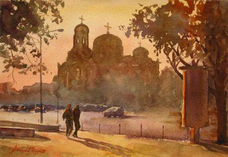 Последние солнечные лучи - Похомов Василий