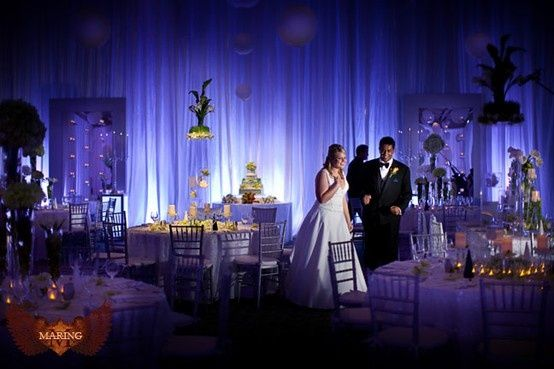 couture wedding lighting - Google Search