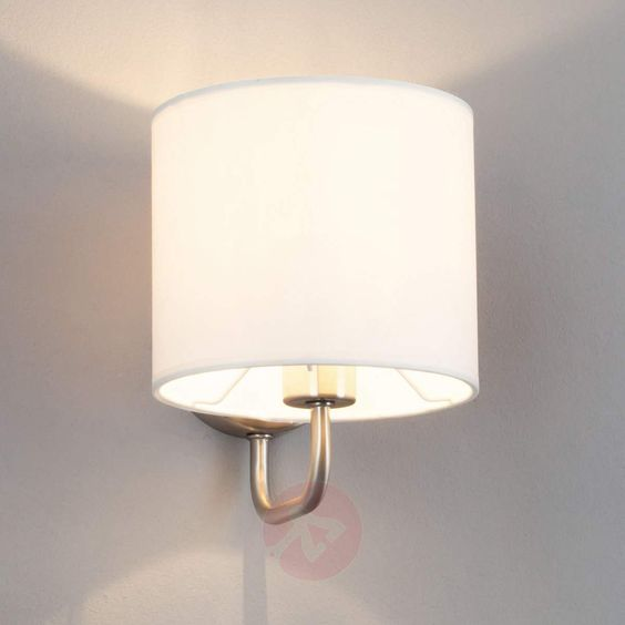Badezimmer-LED-Deckenlampe Aras mit Sensor, weiß-Sensor - deckenlampen für badezimmer
