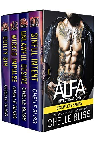 ALFA Investigations: Complete Series by Chelle Bliss:- amazon co uk