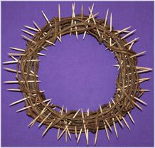 Lent--Crown of Thorns