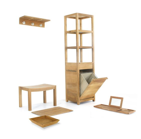 the world's catalog of ideas, teak spa bathroom furniture
