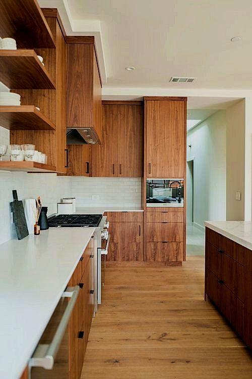 Kitchen Design Tips Walnut Kitchen Modern Black Kitchen Walnut Kitchen Cabinets