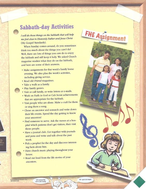 Sabbath day activities church pinterest primary lessons