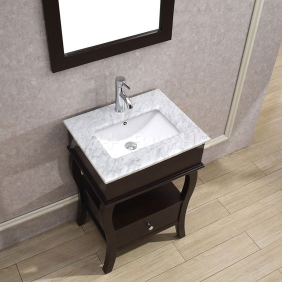 Find another beautiful images Small Bathroom Vanities Traditional at http://showerroomremodeling.com