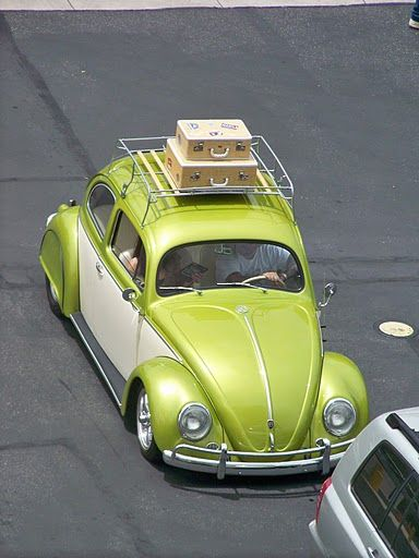 Dream car! Just needs some white wall tires :-)