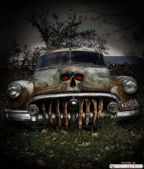 Creepy cars: Our favorite haunted rides from the big screen and ...