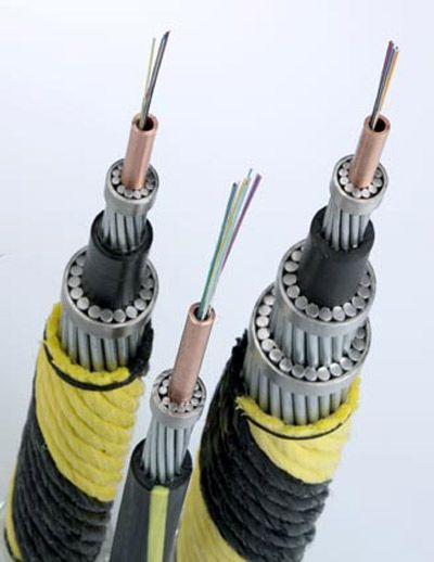 Submarine cable - What it looks like