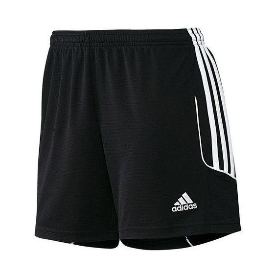 adidas Squadra 13 Shorts ($22) ❤ liked on Polyvore featuring activewear, activewear shorts, adidas sportswear, adidas activewear e adidas